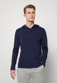 Polo Ralph Lauren - HOODIE - Camiseta de pijama - cruise navy - 0