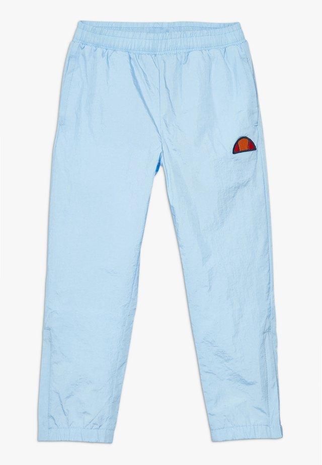 EUORA - Pantalon de survêtement - light blue