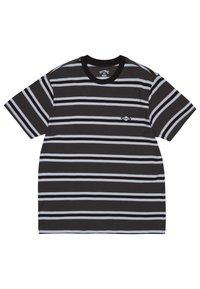 Billabong - DIE CUT  - Print T-shirt - asphalt - 0
