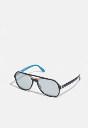 Sunglasses - blue creamy light blue