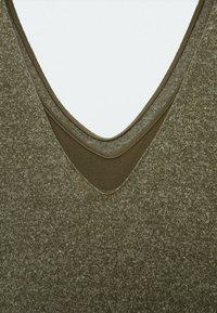Massimo Dutti - Jumper dress - khaki - 3