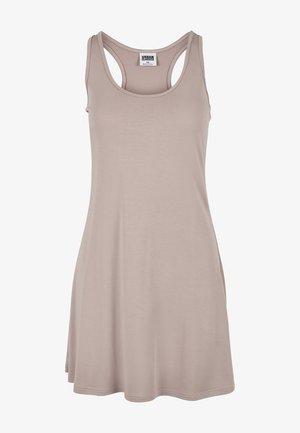 Denní šaty - duskrose