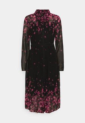 SEFFIE - Shirt dress - black