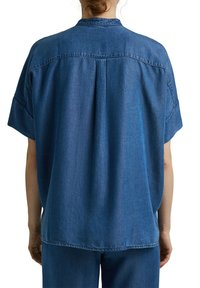 Esprit Collection - Blouse - blue medium washed - 2