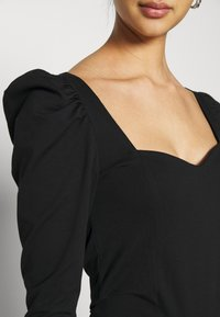 ONLY - ONLEMMA HEART - Long sleeved top - black - 5