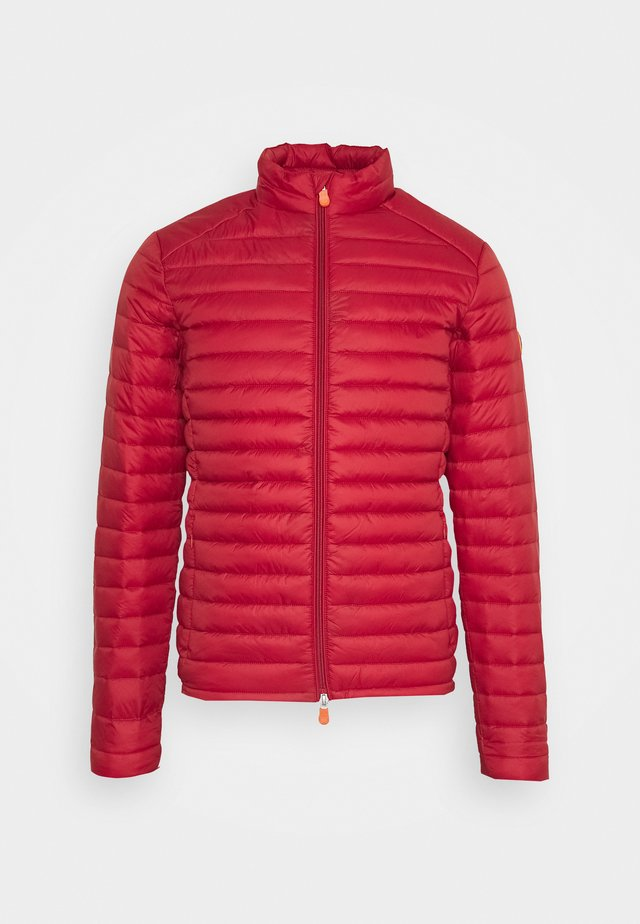 ALEXANDER JACKET - Winter jacket - winery red