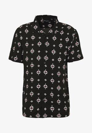 Košile - black/multi