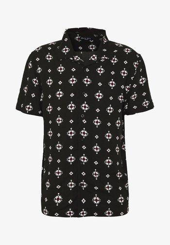 Overhemd - black/multi