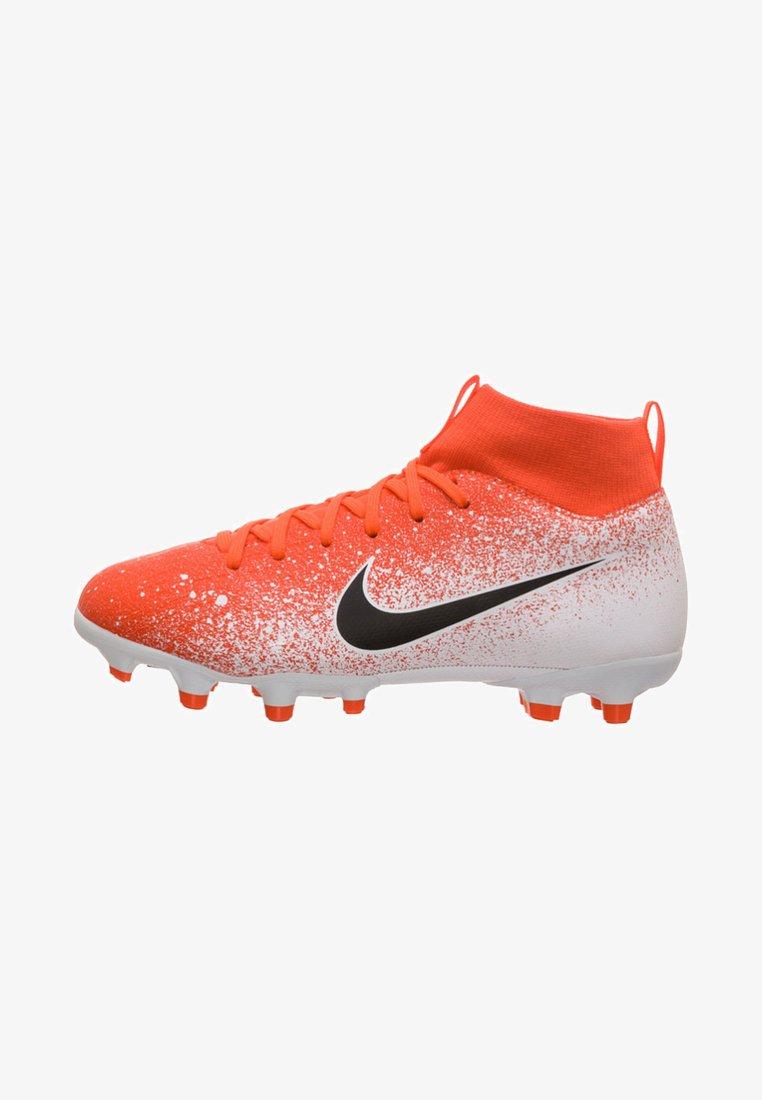 Nike Performance - Indoor football boots - hyper crimson/black/white