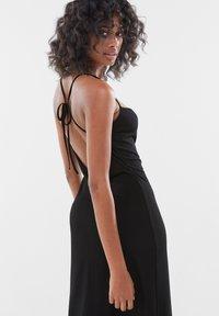 Bershka - Day dress - black - 4