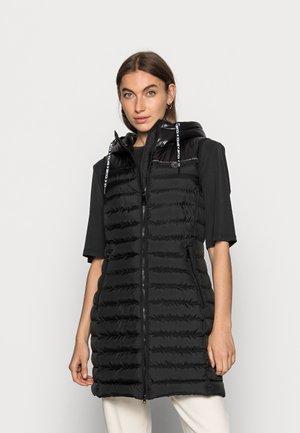 SOLARBALLS - Waistcoat - schwarz