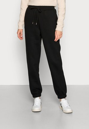 TROUSERS PERNILLE - Tracksuit bottoms - black