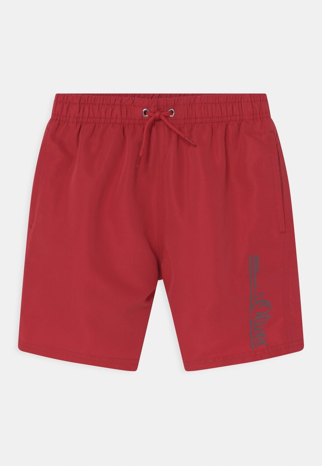 PHILIP - Shorts da mare - red