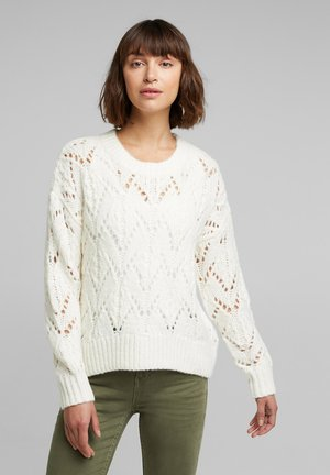 POINTELLE  - Jumper - off white
