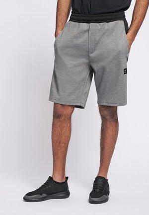 Sports shorts - grey melange