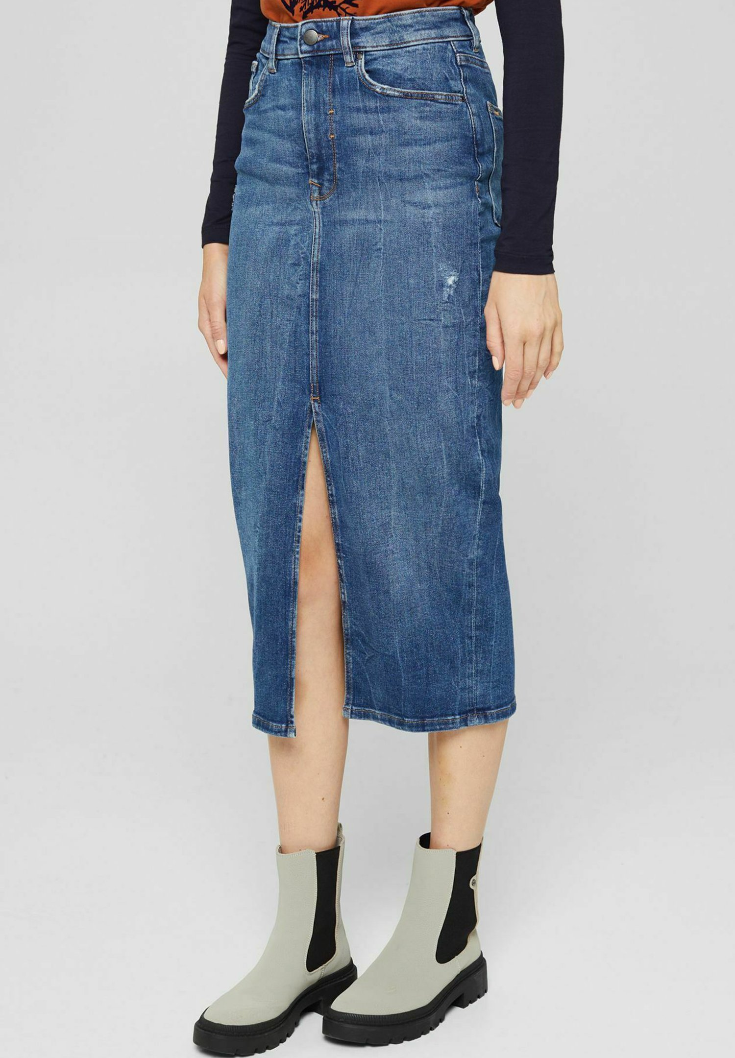 Femme STRAIGHT FIT - Jupe crayon