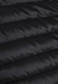 Save the duck - IRIS ALBERTA LONG HOODED COAT - Winter coat - black - 6