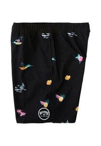 Billabong - SUNDAYS LAYBACK HAWAII - Swimming shorts - black - 1