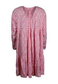 Zwillingsherz - SENTA - Day dress - pink/weiß - 1