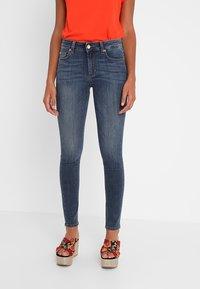 Liu Jo Jeans - UP DIVINE - Jeans Skinny Fit - denim blue - 0