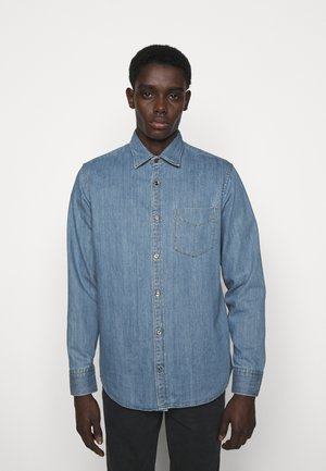 ERRICO POCKET - Hemd - medium indigo