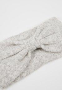 Vero Moda - Ørevarmere - light grey melange - 4