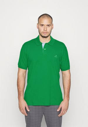 PLUS RUGGER - Polo shirt - amazon green