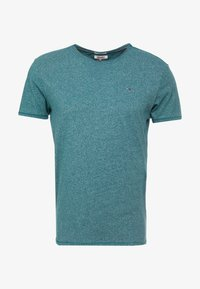 Tommy Jeans - ESSENTIAL JASPE TEE - T-shirt basic - atlantic deep - 3