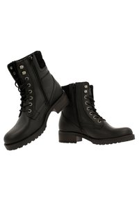 Gaastra - MARENA - Lace-up ankle boots - black - 6