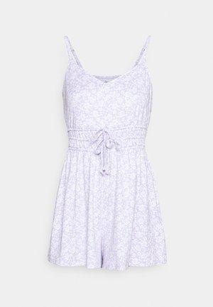 FLIRTY SHORT ROMPER  - Jumpsuit - lavender