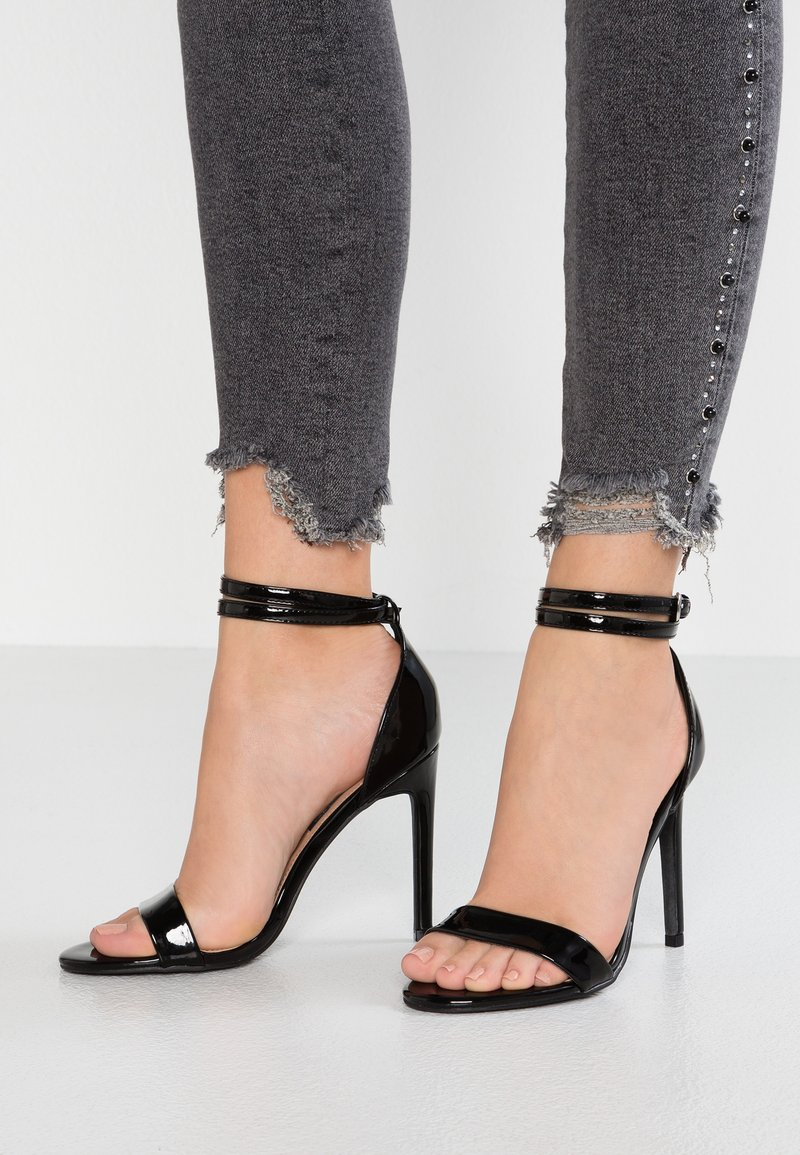 Even&Odd - High heeled sandals - black