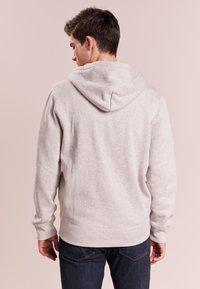 Polo Ralph Lauren - HOOD - Zip-up hoodie - light grey - 2