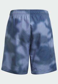 adidas Originals - SWIM SHORT - Swimming shorts - blue - 3