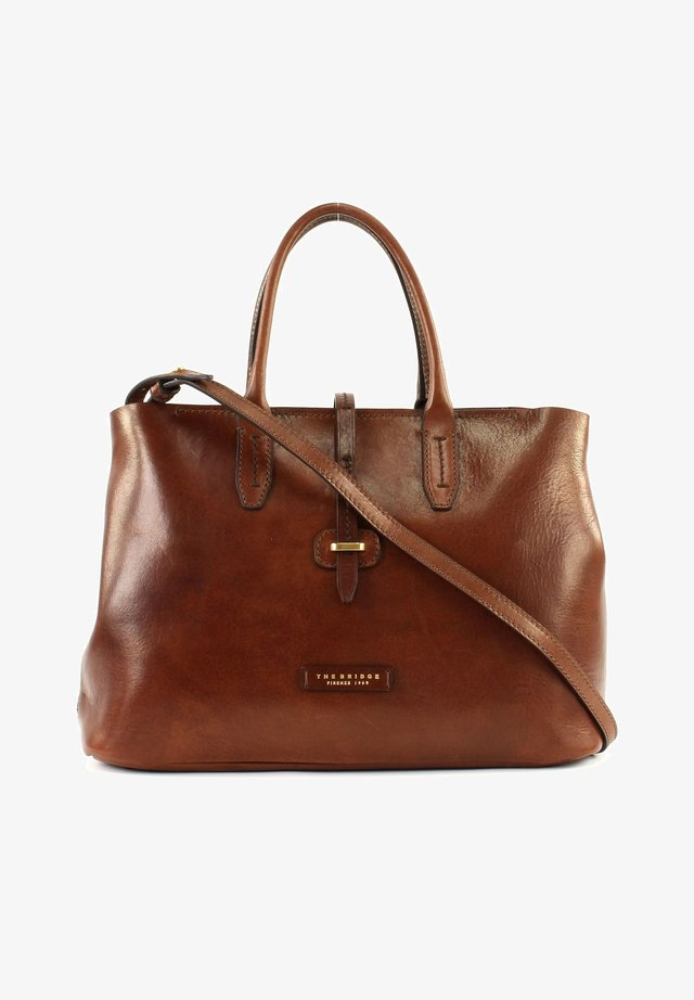DALSTON - Tote bag - marron​e