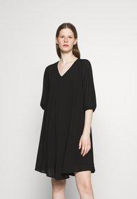 Bruuns Bazaar - KALATEA ALLURE DRESS - Day dress - black - 0