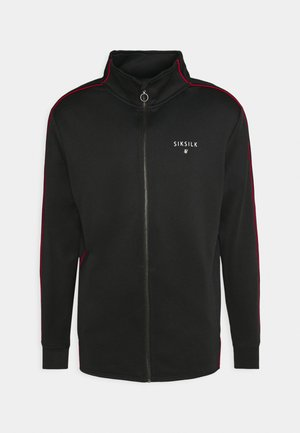IMPERIAL ZIP THROUGH FUNNEL NECK - Trainingsvest - black