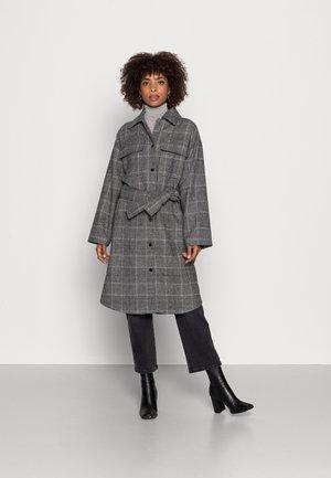 TUVA JACKET - Classic coat - yarn dyed