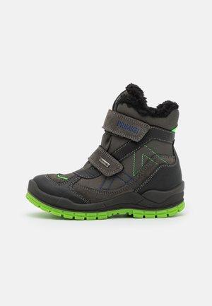 Winter boots - grey/nero