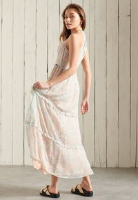 Superdry - MARGAUX - Maxi dress - peach daisy - 1