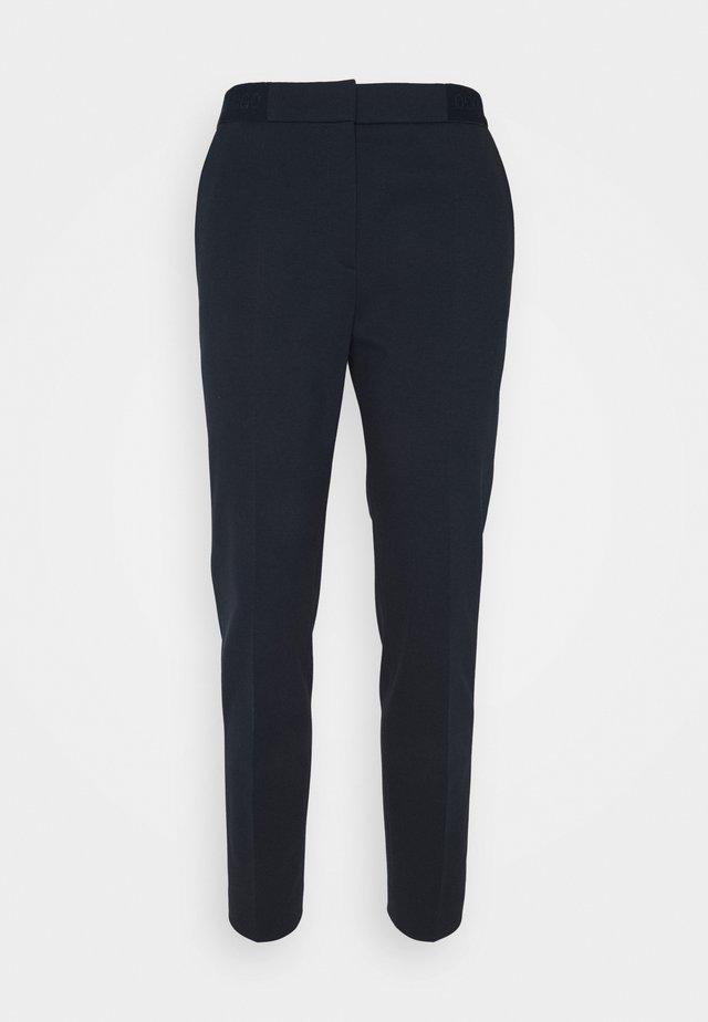 HEFENA - Chino kalhoty - open blue