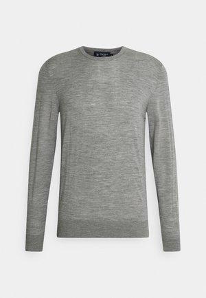 CREW - Jumper - grey marl