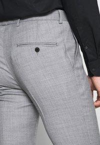 Bruun & Stengade - ALSACE SET - Kostym - grey - 9