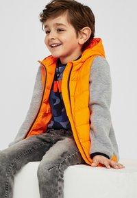 s.Oliver - Light jacket - neon orange - 0