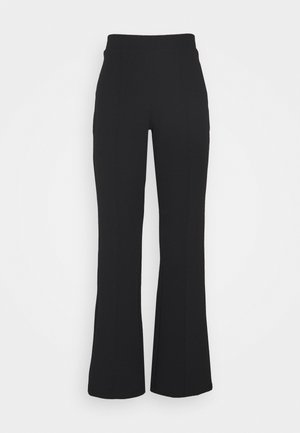 JULIE PETITE TROUSERS - Broek - black