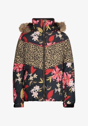 Ski jacket - true black