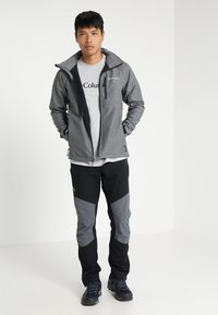 Columbia - CASCADE RIDGE  - Softshelljacke - mottled grey - 1