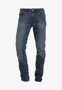 SHIELD - Slim fit jeans - dark used