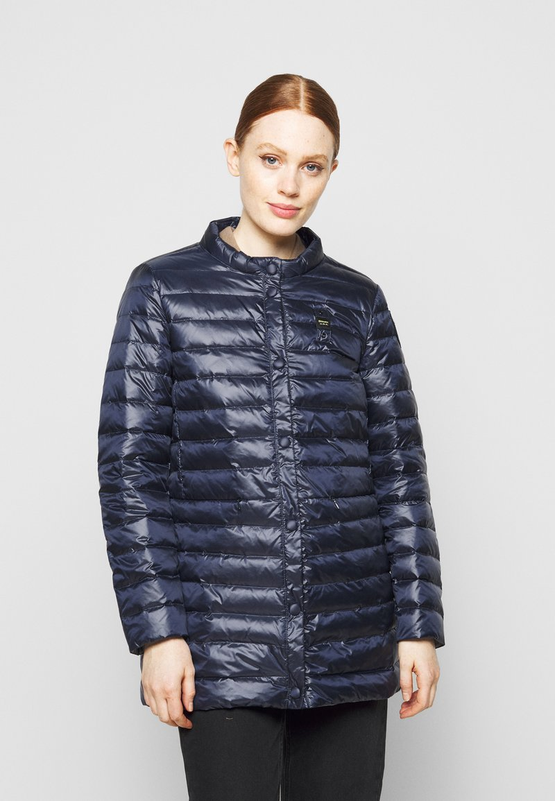 Blauer - IMBOTTITO - Down jacket - navy
