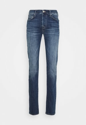 ROCCO USED - Jeansy Slim Fit - blue