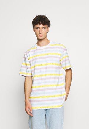 ORIGINALS STRIPE TEE UNISEX - T-shirt z nadrukiem - multicolor